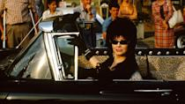 <p>Cassandra Peterson's hilarious and spooky character gets her own feature in this '80s cult classic, which sees Elvira inheriting a mansion from her recently deceased aunt. But her arrival in a straight-laced small town ruffles the feathers of her new neighbors. </p>