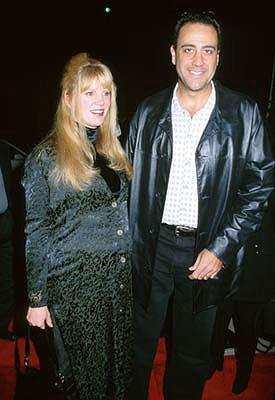 "Premiere: <a href=""/movie/contributor/1800348986"">Brad Garrett</a> and gal at the Beverly Hills premiere of Sony Pictures Classics' <a href=""/movie/1800351806/info"">Sweet and Lowdown</a> - 12/2/1999<br><font size=""-1"">Photo: <a href=""http://www.wireimage.com"">Jeff Vespa/Wireimage.com</a></font>"