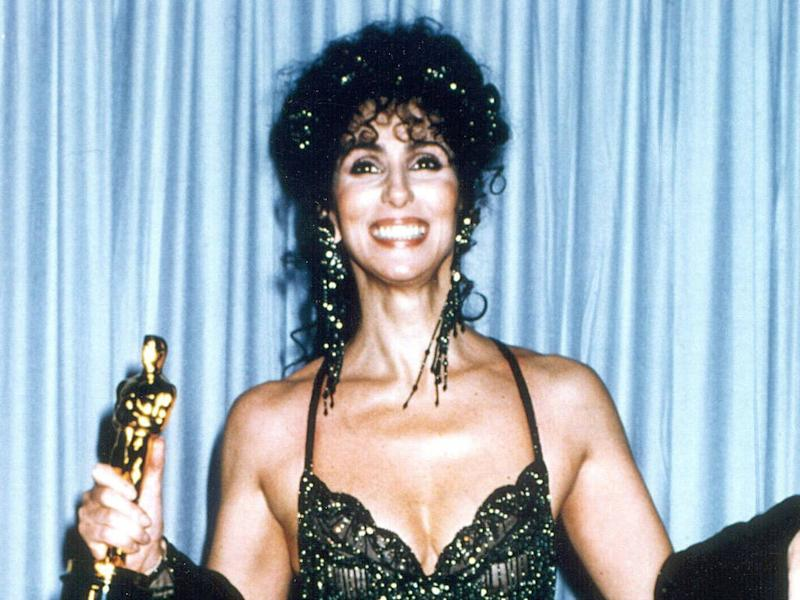 Cher's favourite part of iconic Oscars outfit was the shawl