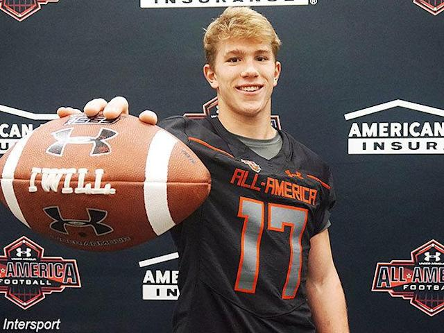 Zach Feagles will be the only scholarship punter on the team when he arrives in July, so how ready is he for the job?