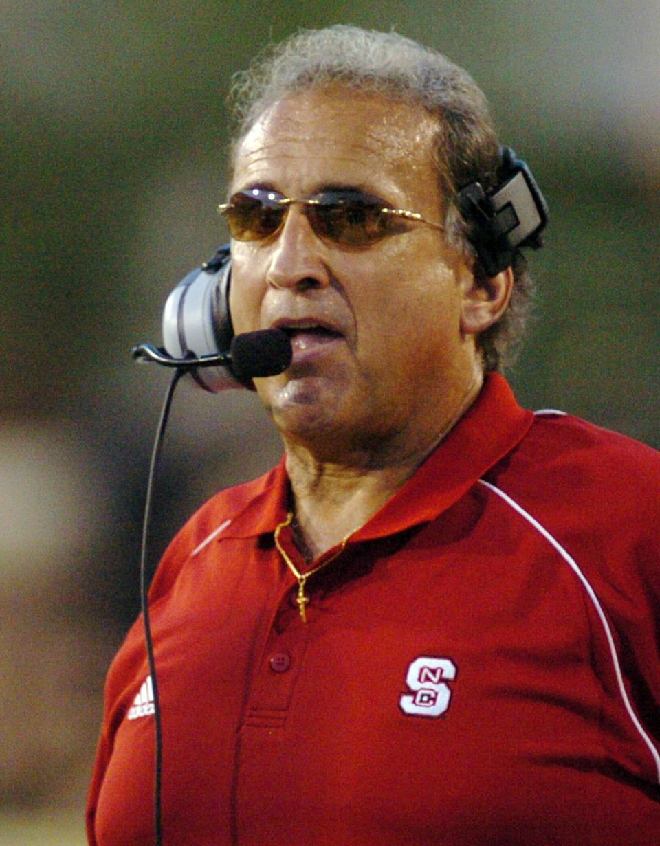 Former Florida State assistant and N.C. State head coach Chuck Amato shared moments from his final conversation with Bobby Bowden.