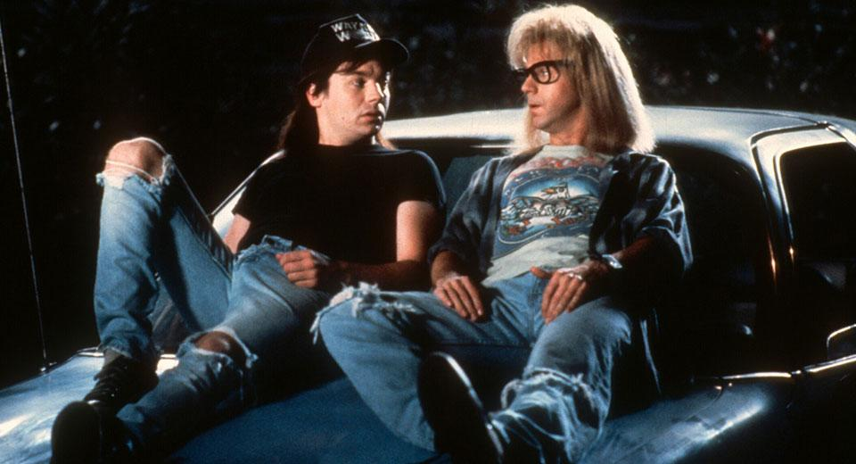 Wayne's World (Credit: Paramount Pictures)
