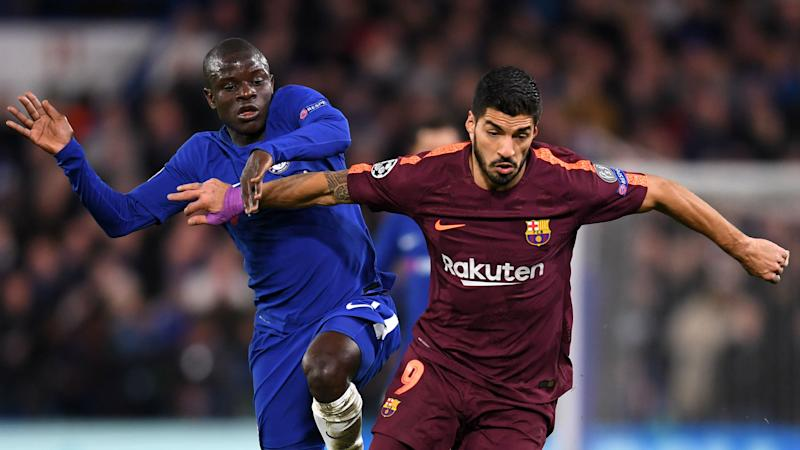 Kante and Chelsea taking confidence from Barcelona draw to Man Utd