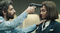 Neerja: The real-life story of an air-hostess who saved the lives of hundreds from a terror hijack.