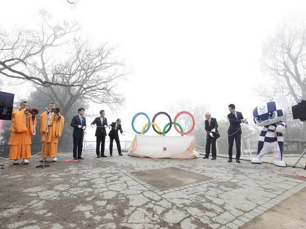 Tokyo Olympics will go ahead from July 23-August 8 this year (Image: #Tokyo2020's Twitter)
