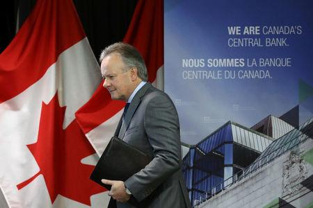 Upbeat Bank of Canada Pours Cold Water on Rate Cut Speculation