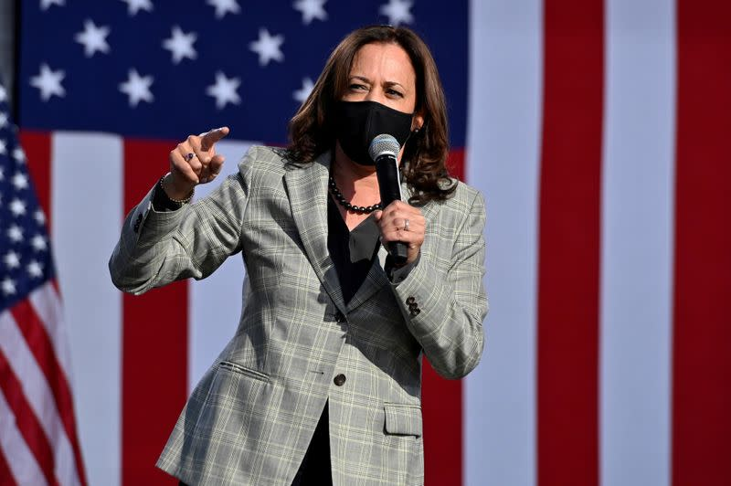 With Trump's health in question, Pence-Harris VP debate to draw outsized attention