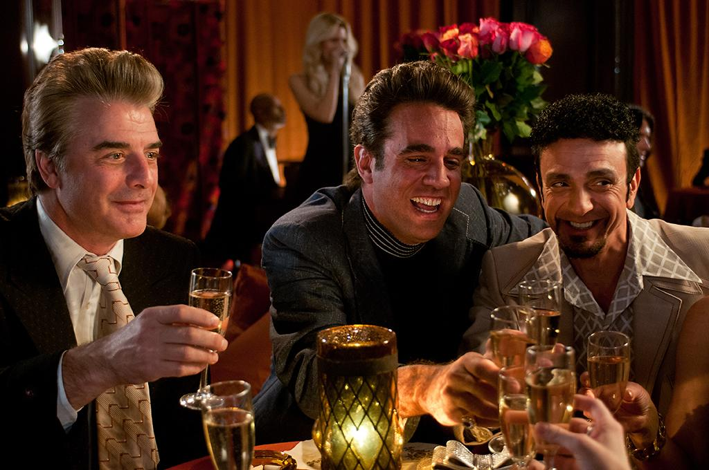 "Chris Noth, Bobby Cannavale and Hank Azaria in RADIUS-TWC's ""Lovelace"" - 2013"