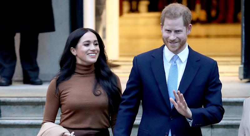 "Meghan Markle and Prince Harry support Instagram page promoting ""acts of kindness"" [Image: Getty]"