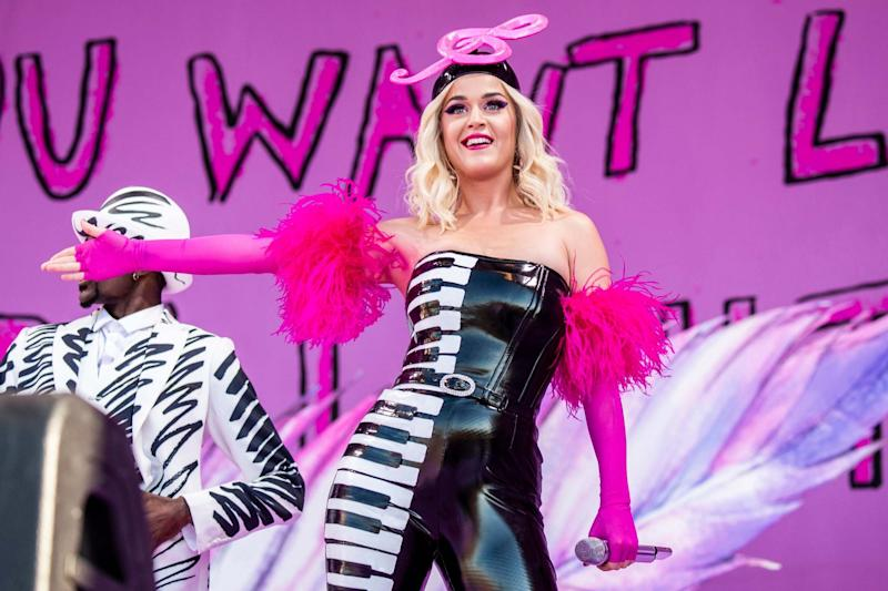 Katy Perry: Plagiarism case against me is serious threat to musicians