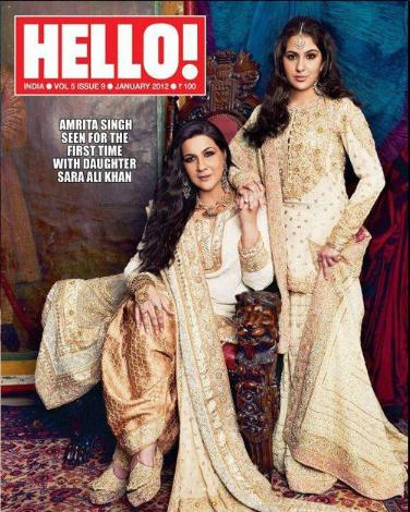 Amrita Singh – Things were never easy for this Bollywood actress. When she married into the Pataudi clan, she was denied the warmth Kareena received. After Saif moved on in life with one girlfriend after another, she was left with two children, Sara and Ibrahim. To support her children she started her second innings and this time on television – remember Kavyanjali anyone?
