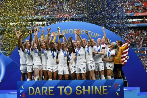 The United States are the reigning champions after winning the 2019 World Cup in France