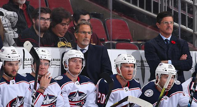 What did you really expect from the 2019-20 Blue Jackets? (Photo by Christian Petersen/Getty Images)