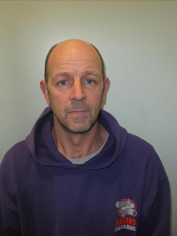 Third place tie: Colin Kitto has also been convicted (Met Police)