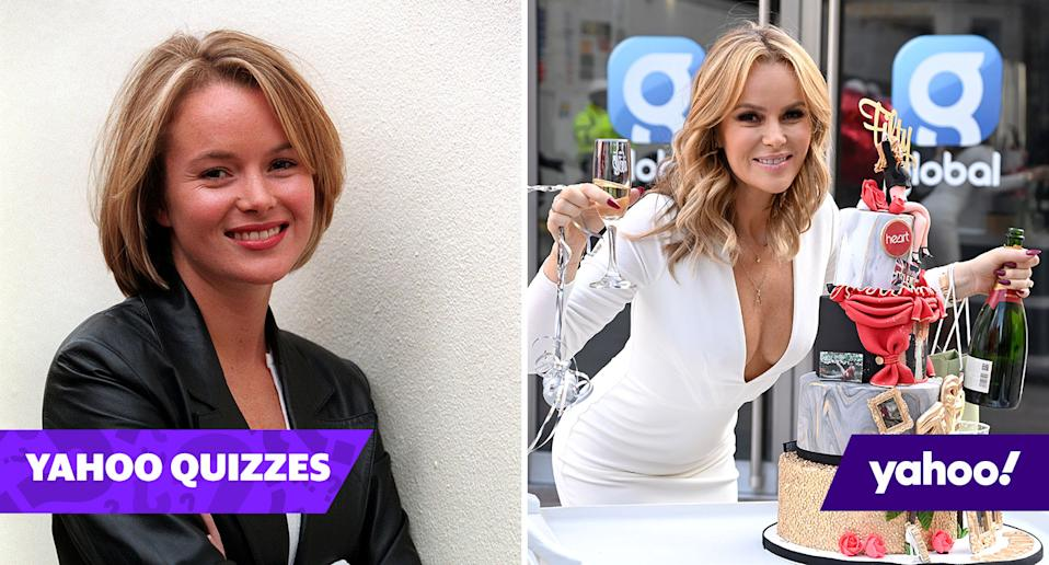How well do you know Amanda Holden? (Getty Images)