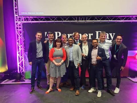 Accenture Interactive Named Adobe 2019 Digital Experience Solution Partner of the Year, EMEA