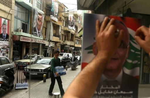 Lebanon votes in municipal poll