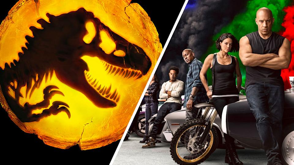 Universal Pictures controls the rights to Jurassic and Fast (Universal)