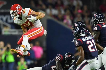 FILE PHOTO - NFL: Kansas City Chiefs at Houston Texans