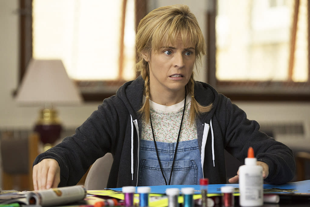 <p><b>Length:</b> 1 season, 12 episodes<br /><b>Why you should watch:</b> A consummate comic's comic, Maria Bamford assembled a stellar roster of recurring players and guest stars for her semiautobiographical series, including Fred Melamed, Ana Gasteyer, Patton Oswalt, and June Diane Raphael. Co-creators Pam Brady and Mitch Hurwitz use their star's real-life bipolar diagnosis as the foundation for a comic framework that freely moves back, forth, and sideways in time, as well as over, under, and through the proverbial fourth wall as the onscreen Bamford rebuilds her life and career after a nervous breakdown. Her brand of comedy may be an acquired taste, but it's gone down smoothly with Netflix, which gave <em>Lady Dynamite</em> the go-ahead for a sophomore year. <br /><b>Where you can watch:</b> Netflix. —<em>EA</em><br /><br />(Credit: Doug Hyun/Netflix) </p>