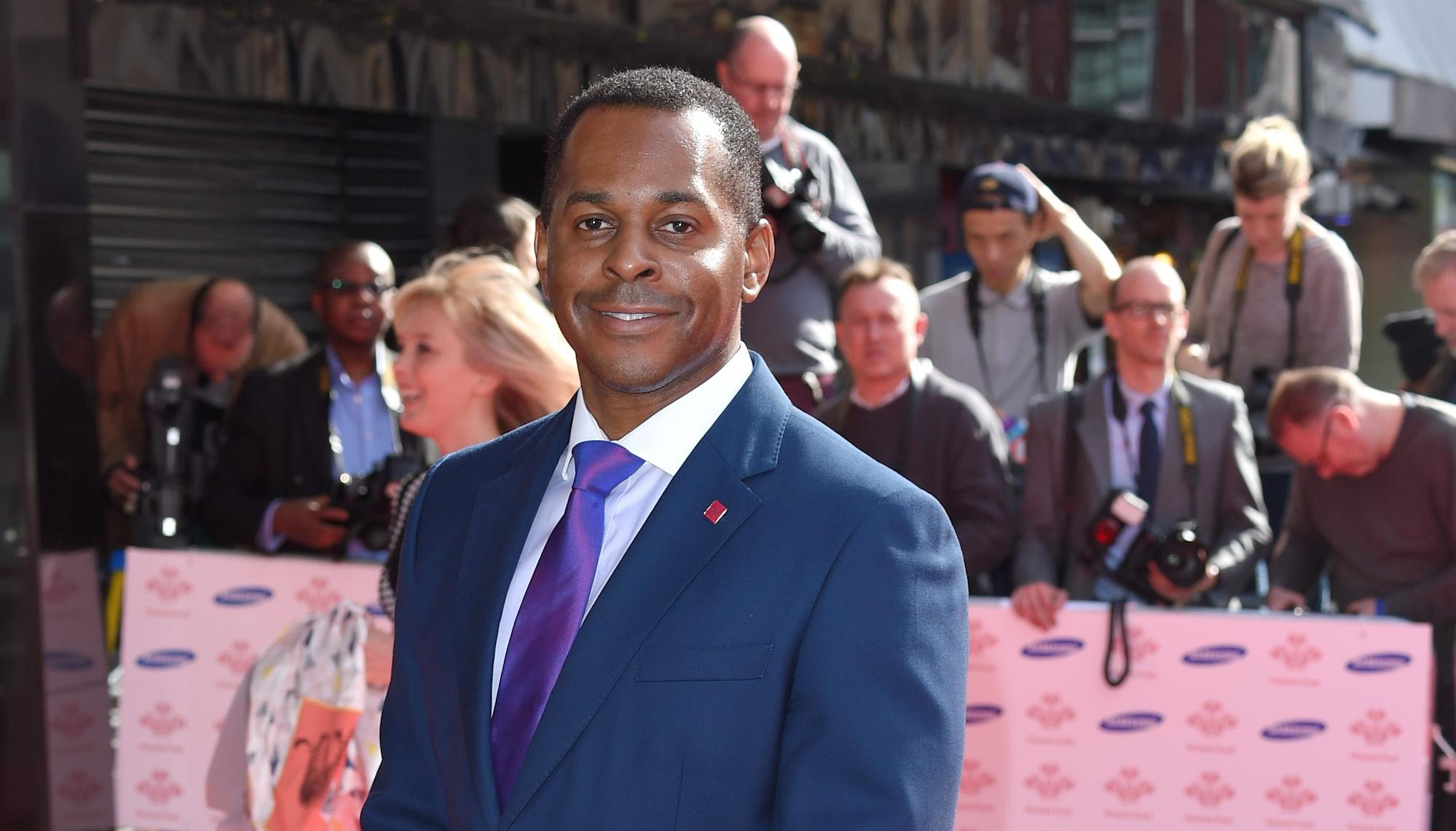 Andi Peters reveals he is racially profiled and followed in shops