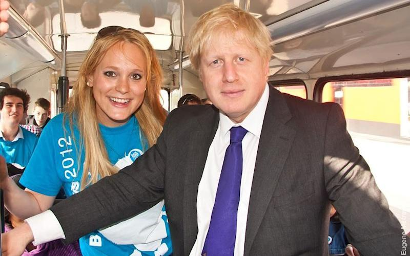 Boris Johnson was investigated over his friendship with American businesswoman Jennifer Arcuri