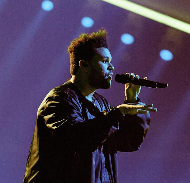 <p>No. 6: The Weeknd<br> Another Toronto native, the smooth singer made over $1.1 million for every city on his recent Starboy: Legend of the Fall tour. He made $92 million.<br> (RMV/Shutterstock) </p>