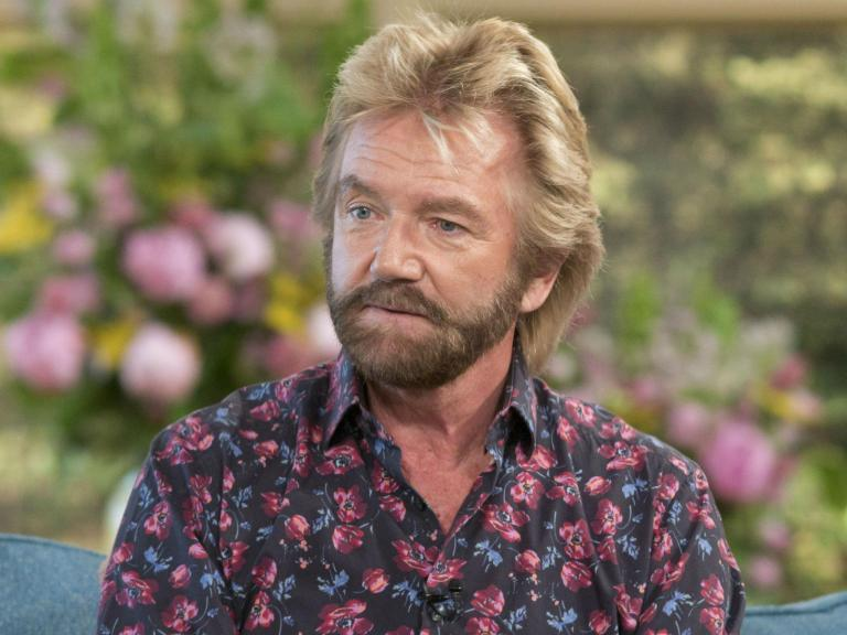 Noel Edmonds says the world's problems are caused by an electro-magnetic imbalance around us.
