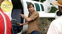 """<p><a rel=""""nofollow"""" href=""""https://www.yahoo.com/movies/tagged/tom-cruise"""" data-ylk=""""slk:Tom Cruise"""" class=""""link rapid-noclick-resp"""">Tom Cruise</a> stars as accidental flyboy/drug runner Barry Seal in <a rel=""""nofollow"""" href=""""https://www.yahoo.com/movies/tagged/doug-liman"""" data-ylk=""""slk:Doug Liman"""" class=""""link rapid-noclick-resp"""">Doug Liman</a>'s <a rel=""""nofollow"""" href=""""https://www.yahoo.com/movies/film/goodfellas"""" data-ylk=""""slk:Goodfellas"""" class=""""link rapid-noclick-resp""""><em>Goodfellas</em></a>-flavored biopic. Like their previous collaboration, <a rel=""""nofollow"""" href=""""https://www.yahoo.com/movies/film/edge-of-tomorrow"""" data-ylk=""""slk:Edge of Tomorrow"""" class=""""link rapid-noclick-resp""""><em>Edge of Tomorrow</em></a>, it should offer plenty of visual energy and vintage Cruise swagger. 