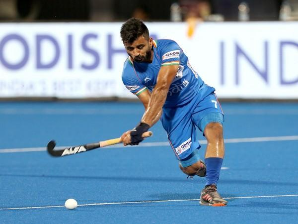 India hockey captain Manpreet Singh (Photo/ Hockey India)