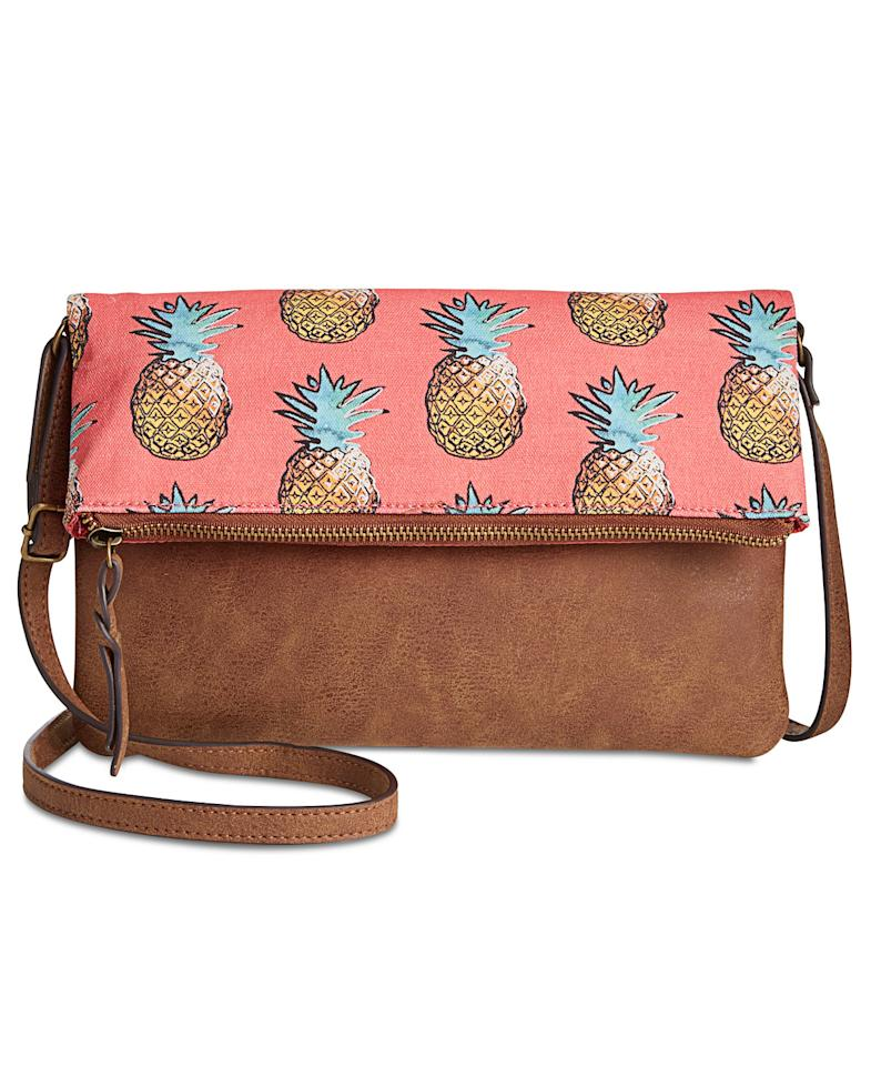 "<p>Style & Co Printed Flap Crossbody, $39.25, <a rel=""nofollow"" href=""https://www.polyvore.com/style_co_printed_flap_crossbody/thing?id=206954945"">macys.com</a><br /><br /></p>"