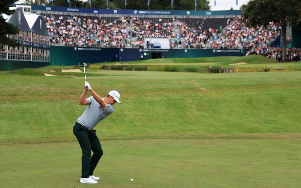 Justin Rose's absence proved a big miss for Europe - GETTY IMAGES