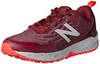 """<p><strong>New Balance</strong></p><p>amazon.com</p><p><a href=""""https://www.amazon.com/dp/B07HG21LYR?tag=syn-yahoo-20&ascsubtag=%5Bartid%7C2140.g.33851794%5Bsrc%7Cyahoo-us"""" rel=""""nofollow noopener"""" target=""""_blank"""" data-ylk=""""slk:Shop Now"""" class=""""link rapid-noclick-resp"""">Shop Now</a></p><p>Have a need for speed? Feast your eyes on New Balance's Nitrel V3 sneakers. Made with a REVlite midsole, which is 30 percent lighter than most foam cushioning, this pair is designed for you to achieve a new personal record. </p>"""