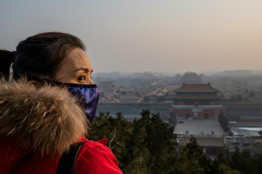 Beijing's famous landmarks have been closed to prevent a deadly new virus from spreading, including the historic Forbidden City