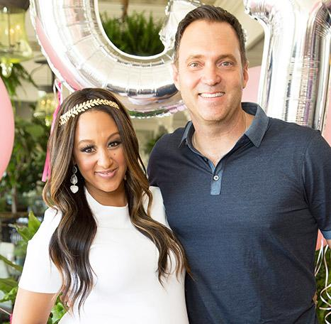 Tamera Mowry Welcomes Second Child, a Daughter, With Husband Adam Housley