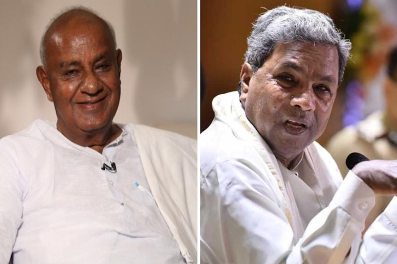 In Deve Gowda's Post-Mortem of Cong-JD(S) Coalition Govt's Fall, Siddaramaiah Turns Lead Antagonist