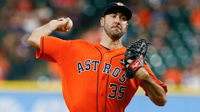 The Houston Astros continued their fine MLB form thanks to pitcher Justin Verlander.