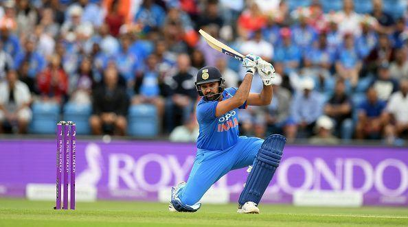 Rohit has been incredibly consistent
