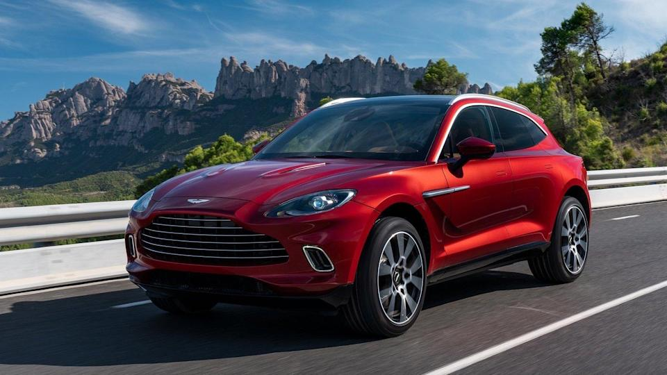 <p><strong>Editor-in-Chief Greg Migliore:</strong> I think this crossover looks gorgeous from all angles. The Aston styling really carries through in a demonstrative way that's still in good taste. Love the grille and taillights, and borrowing a V8 engine from AMG certainly won't hurt. </p> <p><strong>Managing Editor Greg Rasa:</strong> This is the vehicle Aston Martin is counting on to save the financially struggling company. The front end is a little reminiscent of the new Ford Escape, but that's actually backwards: Ford cribbed design cues from Aston in the first place. Its sleek profile is also a bit familiar. But the look is distinctive out back, and the superb interior and impressive performance numbers are utterly Aston. So is the high price.</p> <p><strong>Assistant Editor Zac Palmer:</strong> I like Aston's first SUV, but I don't love it. Aston hasn't done enough to distinguish it from other high performance SUVs on the market, even if it is one of the more attractive crossovers out there now. Despite this, the performance and luxury it offers is tempting.</p>