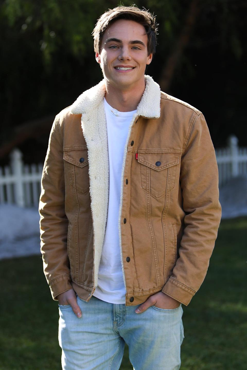 <p>Quinn is set to star as Will, a teenager sent to a Christian summer camp as an alternate to juvenile detention after getting in trouble with the law. Prior to this, he's best known for his work on Disney Channel: he played Xander on <strong>Bunk'd</strong> and appeared in the channel's 2016 remake of <strong>Adventures in Babysitting</strong>.</p>