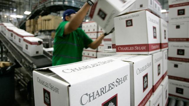 Trader Joe's: No 'Two-Buck Chuck' Wine in Calif.