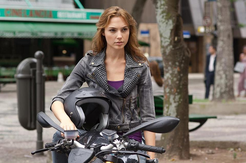 Gal Gadot in 'Fast Five'