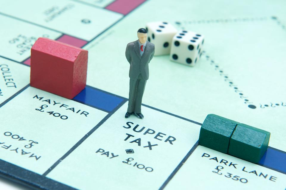 A man has travelled round the Monopoly while in lockdown (Getty Images)
