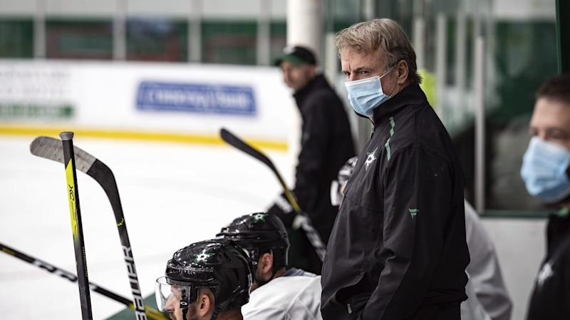 NHL's training camps advantage for coaches hired midseason