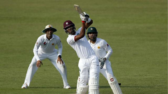 After West Indies were dragged through day one of the second Pakistan Test by Roston Chase, the all-rounder revealed his fitting nickname.