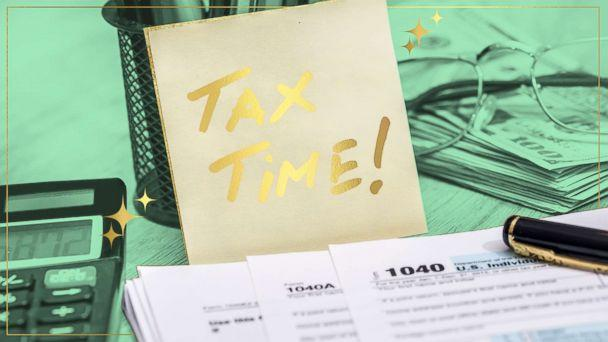 PHOTO: GMA Tax graphic (Getty Images/iStockphoto)