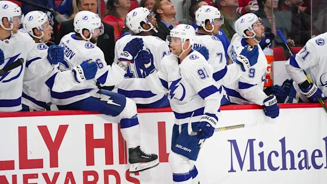 Will this finally be the year that Steven Stamkos lifts the Stanley Cup? (James Guillory-USA TODAY Sports)