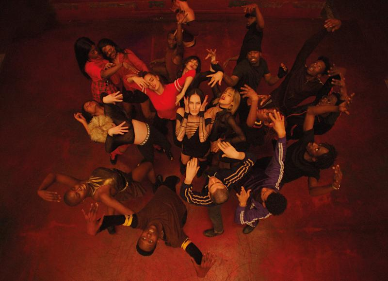 A dance troupe has one crazy night, thanks to some LSD-laced sangria, in the psychological thriller