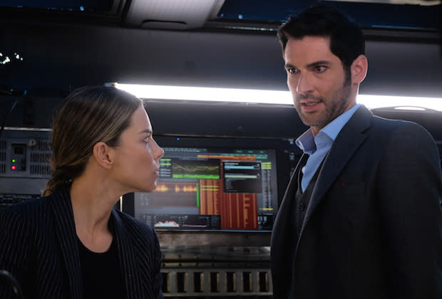 This week on Fox's Lucifer, Pierce aka Cain was ready to make a break for it — but instead he made a deal with the devil. Meanwhile, unexpected news nudged nascent lovebirds Amenadiel and Linda toward a break-up. With the immortal cat now out of the bag, Cain/Pierce tended to his gradually healing stab wound […]