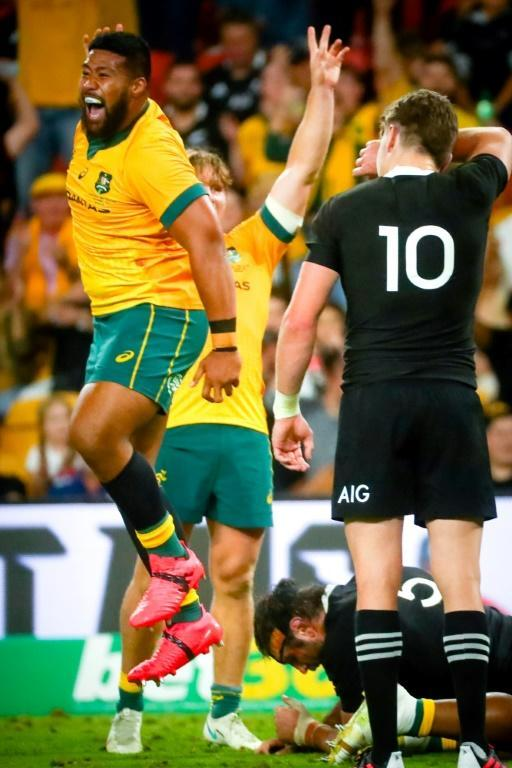 The All Blacks suffered a shock defeat by Australia last week in Brisbane
